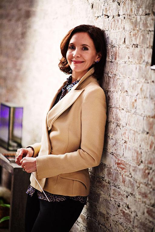 Sarah Ioannides-Director of Symphony Tacoma