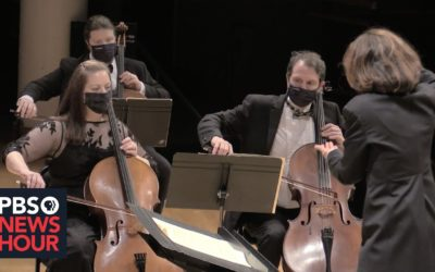 Washington State's Vancouver Symphony Orchestra Featured on PBS NewsHour