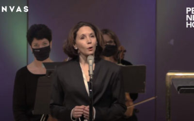 Vancouver Symphony Orchestra honors COVID-19 victims