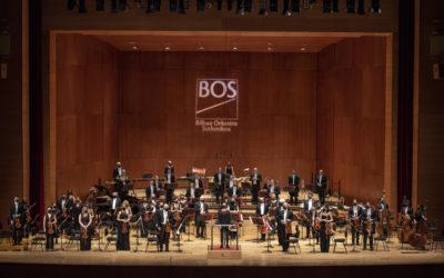 Tribute to Piazzolla with the Orquesta Sinfonica de Bilbao and Claudio Constantini