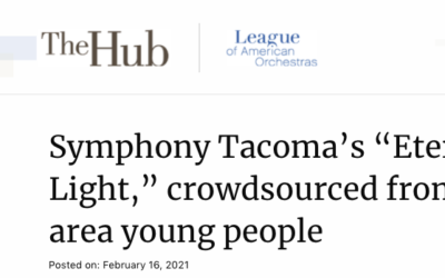 """Symphony Tacoma's """"Eternal Light,"""" crowdsourced from area young people"""